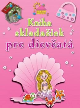 Kniha skladačiek pre dievčatá