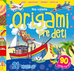 Origami pre deti Na výlete