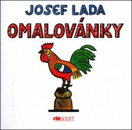 Josef Lada Omalovánky - Josef Lada