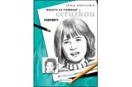 Naučte sa tieňovať ceruzkou Portréty