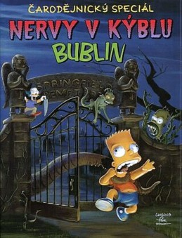 Simpsonovi Nervy v kýblu bublin