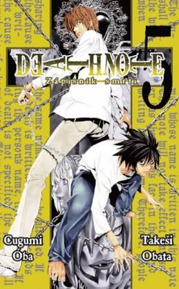 Death Note - Zápisník smrti 5