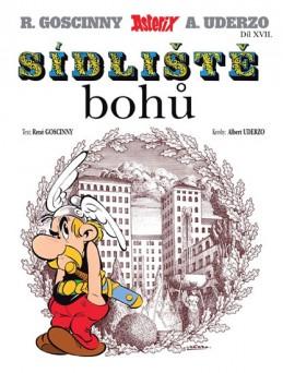 Asterix 17 - Sídliště bohů