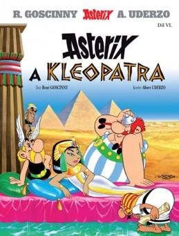 Asterix 6 - Asterix a Kleopatra