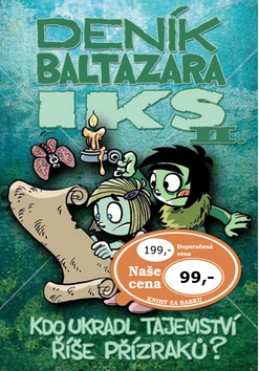 Deník Baltazara Iks II.