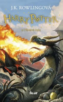 Harry Potter 4 - A ohnivá čaša, 3. vydanie