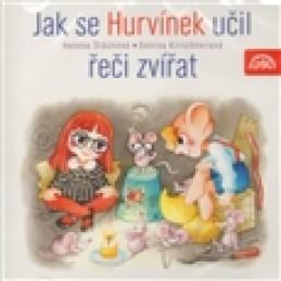 Jak se Hurvínek učil řeči zvířat - Helena Štáchová