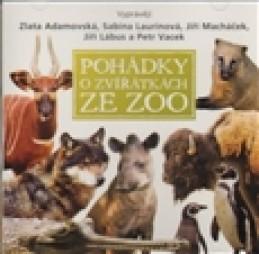 Pohádky o zvířátkách ze zoo - Eva Košlerová