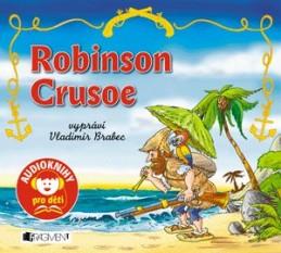 Robinson Crusoe – AUDIOKNIHA pro děti