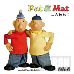 Pat a Mat... A je to! - CD