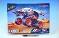 BanBao stavebnice Hi-tech pouštní vozidlo 05 zpětný chod 214ks v krabičce