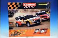 Autodráha Carrera GO Rally Kings 4,9m + 2 auta v krabici