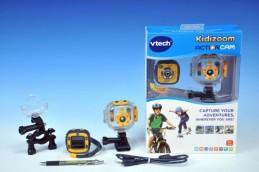 Kidizoom Action Cam Vtech Videokamera na baterie v krabici - Rock David