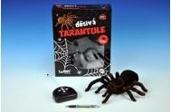 Děsivá Tarantule RC plast na baterie 4xAA a 1x9V 27 MHz 33x26,5x9,5cm v krabici
