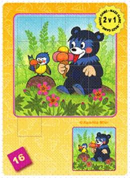 Medvídek Baribal - Maze Game - neuveden