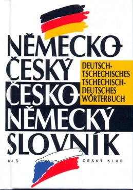 Německo-český/česko-německý slovník