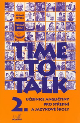 Time to talk 2 - kniha pro studenty