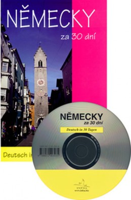 Německy za 30 dní + CD