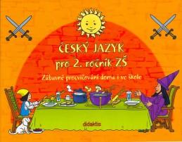 Český jazyk (2. roč. ZŠ) - zábavné procvičování