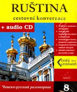 Ruština - cestovní konverzace + CD
