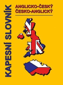 Kapesní slovník anglicko-český/česko-anglický