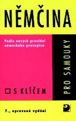 Němčina pro samouky - Učebnice s klíčem