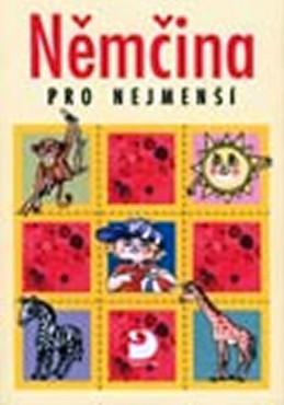 Němčina pro nejmenší - Učebnice