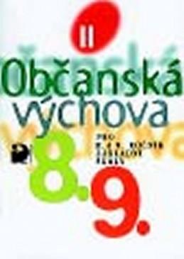 Občanská výchova II - učebnice pro 8. a 9. ročník ZŠ