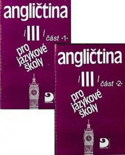 Angličtina pro jazykové školy III. - 2 Audiokazety