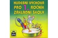 Hudební výchova pro 1. ročník základní školy - CD