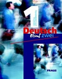 Deutsch eins, zwei 1 - učebnice