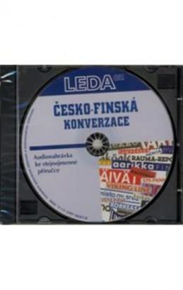 Česko-Finská konverzace - CD
