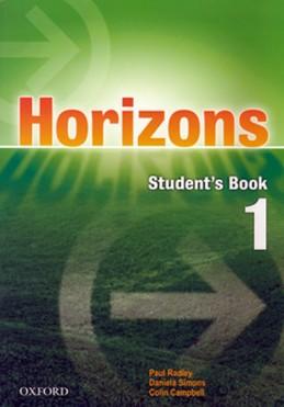 Horizons 1 Studenťs Book