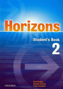 Horizons 2 Studenťs Book