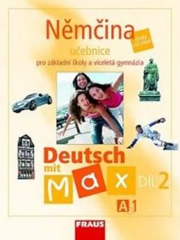 Deutsch mit Max A1/díl 2 - učebnice