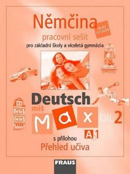 Deutsch mit Max A1/díl 2 - pracovní sešit