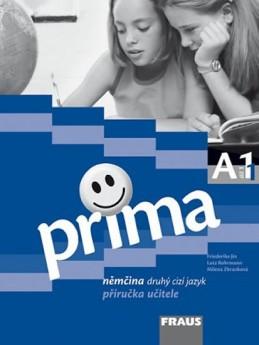 Prima A1/díl 1 - příručka učitele