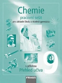Chemie 9 pro ZŠ a víceletá gymnázia - pracovní sešit