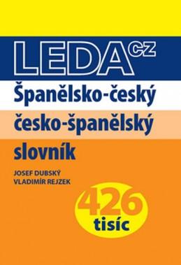 Španělsko-český a česko-španělský slovník - Leda