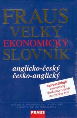 Fraus Velký ekonomický slovník AČ-ČA