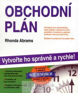 Obchodní plán - vytvořte ho správně a rychle!