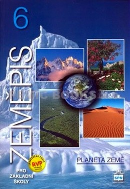 Zeměpis 6 pro základní školy - Planeta země