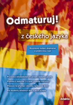 Odmaturuj z českého jazyka (rozšířená verze)