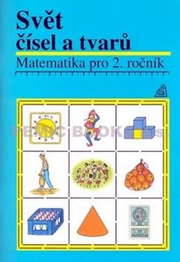 Matematika pro 2. roč. ZŠ Svět čísel a tvarů - Učebnice