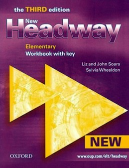 New Headway Third Edition Elementary Workbook with Key
