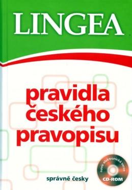 Pravidla českého pravopisu - správně česky + CD