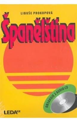 Španělština + 2CD
