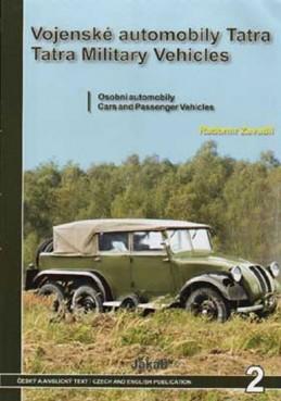 Vojenské automobily Tatra - osobní automobily