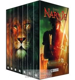 Letopisy Narnie 1-7.díl Komplet krab-2.v