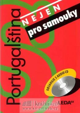 Portugalština (nejen) pro samouky + klíč + 3CD